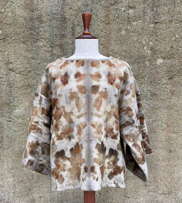 Lambswool tunic